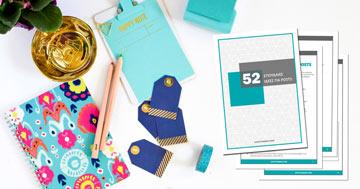 52 ιδέες για posts